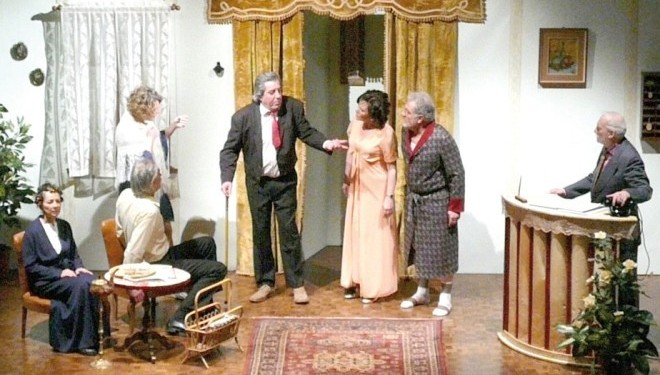 """Sabato: """"A l'è mach na quistion dë spirit"""" al Maggio Teatrale borgodalese"""