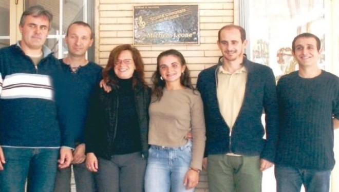 """SALUGGIA: Convenzione tra Comune e Banda per la Scuola di Musica """"M. Leone"""""""