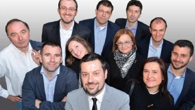 VILLAREGGIA: Il sindaco è Fabrizio Salono, il più votato è Francangelo Carra