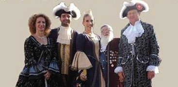 gruppo storico dei Conti Scaglia