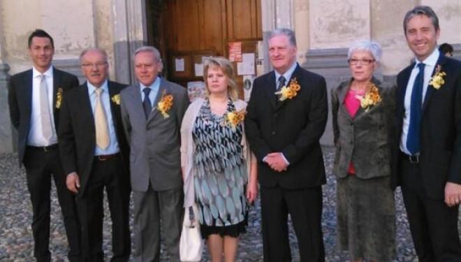 BIANZÈ: Festeggiati Sant'Isidoro e San Giuseppe