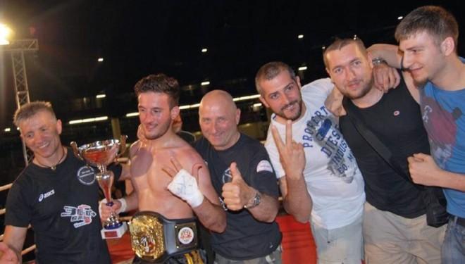 Combattimento – Trino: Lentini e Cicciarella campioni d'Italia