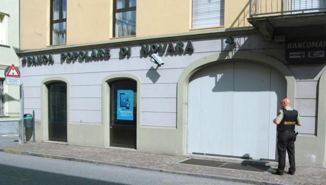 Borgo d'Ale: Commando sradica il bancomat con un carro attrezzi