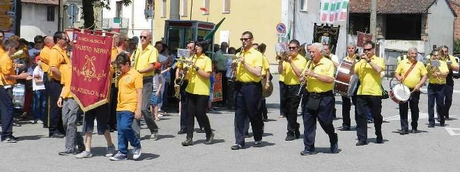 Banda Fausto Nervi di Palazzolo