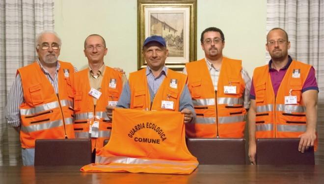 VILLAREGGIA: Ecco gli Ispettori ambientali volontari