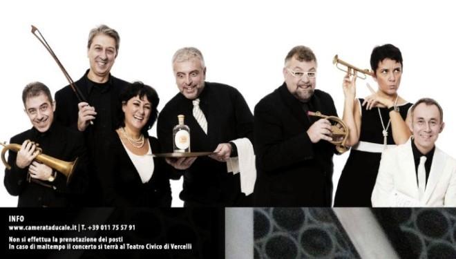 Venerdì 27 giugno – Vercelli: In un palco della Scala… dedicato al Quartetto Cetra