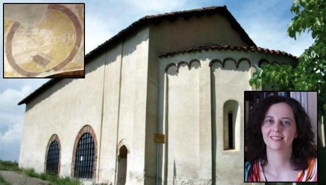 Sabato 28 giugno – Borgo d'Ale: Biblia pauperum. La pittura monumentale medioevale in Piemonte