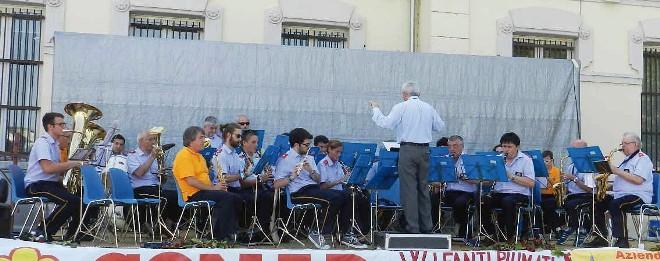 banda Giuseppe Verdi di Trino