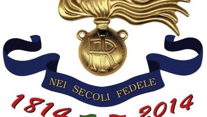 Bicentenario dell'Arma: elogi a quattro Carabinieri di Crescentino e Livorno