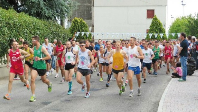 "In 137 alla ""CorriBianzè"""