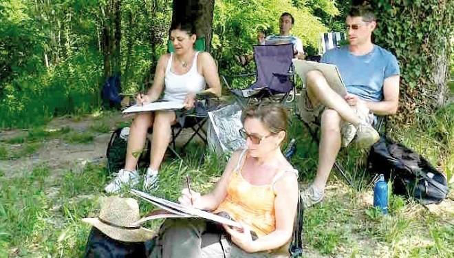 """Fino al 15 giugno: """"Artisti per la natura"""" alla Fortezza di Verrua"""