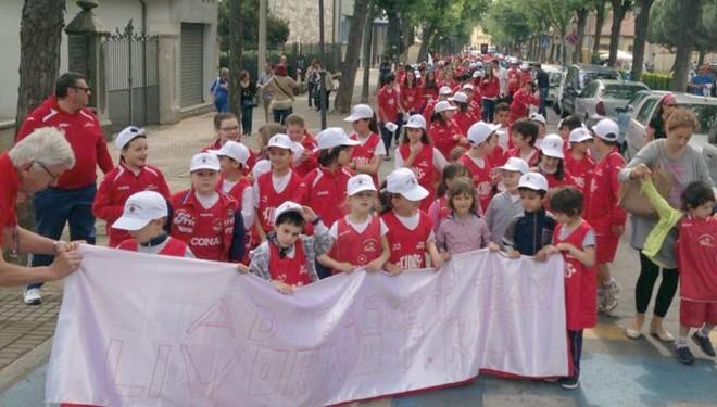 Basket: Adbt Livorno Ferraris protagonista alla Festa dello Sport