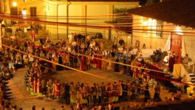 "VILLAREGGIA: Da sabato il ""Palio d'la Vila – Bentornata Beatrice"""
