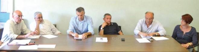 riunione del consiglio del Cisas
