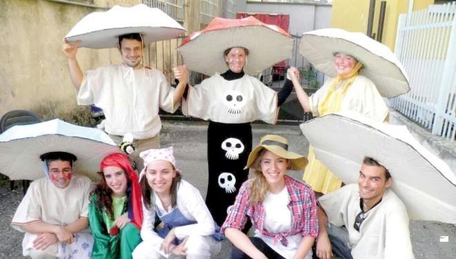 I santhiatesi Sbiriulà: teatro per passione e divertimento
