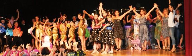 scuola ballo Archè Emotion