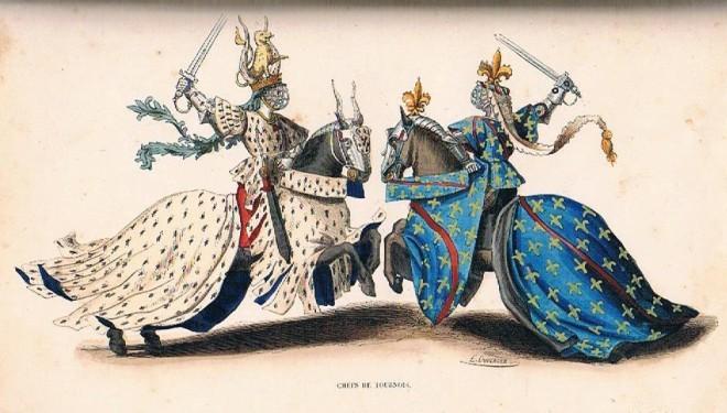 La cavalleria medievale al Museo Leone