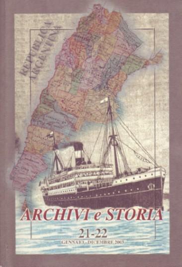 Archivi e storia