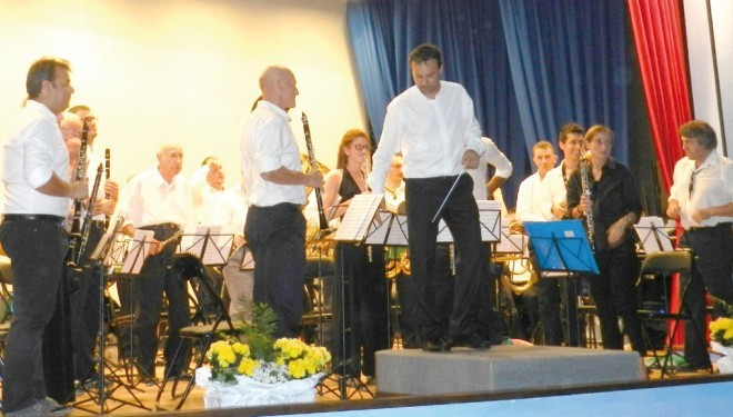 """Palazzolo: Festa per i vent'anni della Banda """"Fausto Nervi"""""""