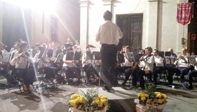 """Fontanetto Po: La Banda """"Viotti"""" alla Festa della musica"""