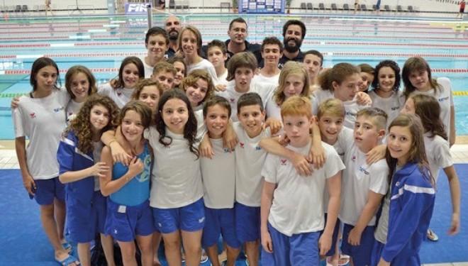Nuoto: Dynamic sport scatenata
