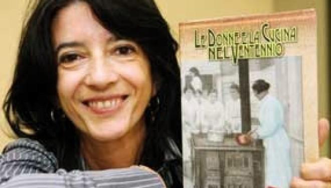 Saluggia: Le donne e la cucina nel Ventennio: Luisella Ceretta lo presenta a Casa Faldella