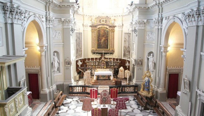 Visite guidate gratuite alle chiese di San Lorenzo e San Sebastiano