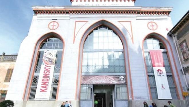 Si chiude venerdì 6 all'Arca di Vercelli la mostra Kandinsky: l'artista come sciamano