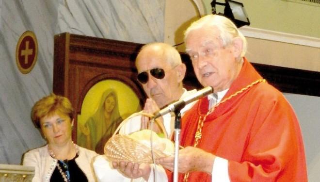 San Grisante: Festeggiato don Emiliano Giolito: 60 anni di sacerdozio