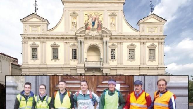 """Sabato 12: I """"Marciatori di Sant'Eusebio"""" da Bianzè al Santuario di Crea"""