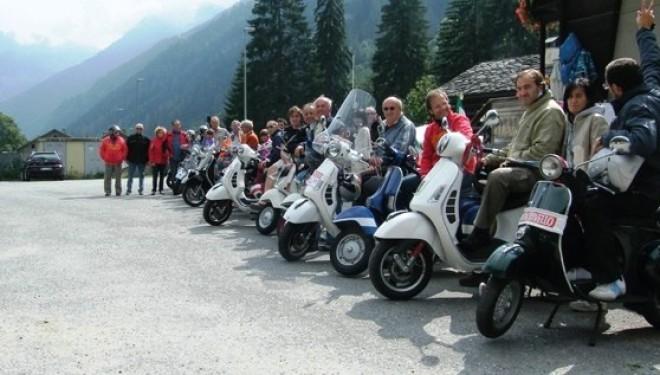 Moncrivello: Domenica il raduno de J'amis d'la Vespa