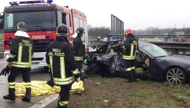 Livorno Ferraris: I Vigili del Fuoco trasferiti nell'area ex Tav