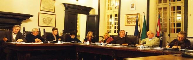 consiglio comunale saluggia