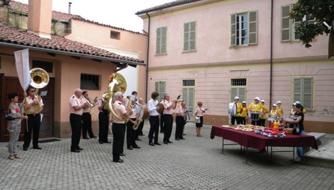 La festa di San Rocco e San Sebastiano