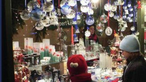 Domenica nelle piazze c'è il mercatino di Natale