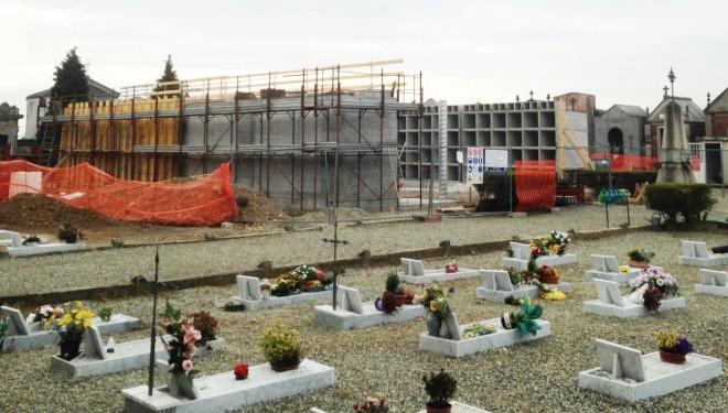 """Cimitero: la """"valutazione preventiva"""" si fa… a lavori finiti"""