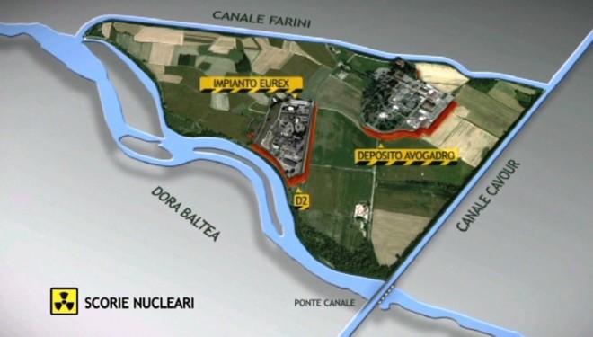Ma a Saluggia, in caso di incidente nucleare, la popolazione cosa deve fare? Boh