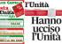 La festa all'Unità