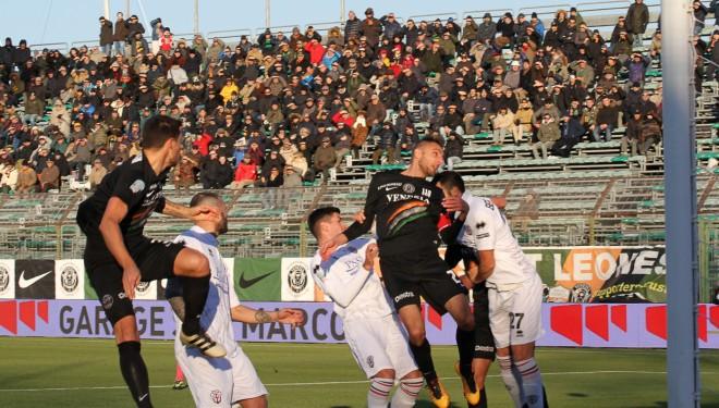 A Venezia segna Firenze: la Pro pareggia 1-1