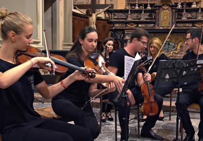 """""""Gli archi degli angeli"""" lunedì in Santa Maria Maggiore"""