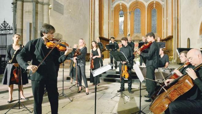 La sera della patronale la Camerata Ducale suona in Sant'Andrea