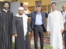 Rosso ai musulmani: «Il Comune autorizza la moschea, ma uomini e donne devono pregare nello stesso locale»